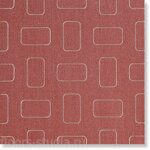Декор Light Bright Red Inserto Pattern lap.