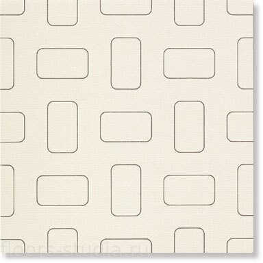 Декор Light Glossy White Inserto Pattern nat.